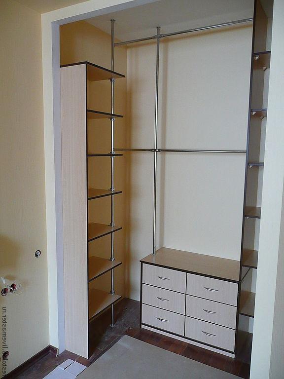 Фотогалерея мебель для гардеробной.